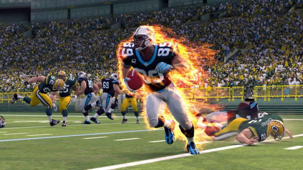 Screenshot ze hry NFL Blitz - Recenze-her.cz