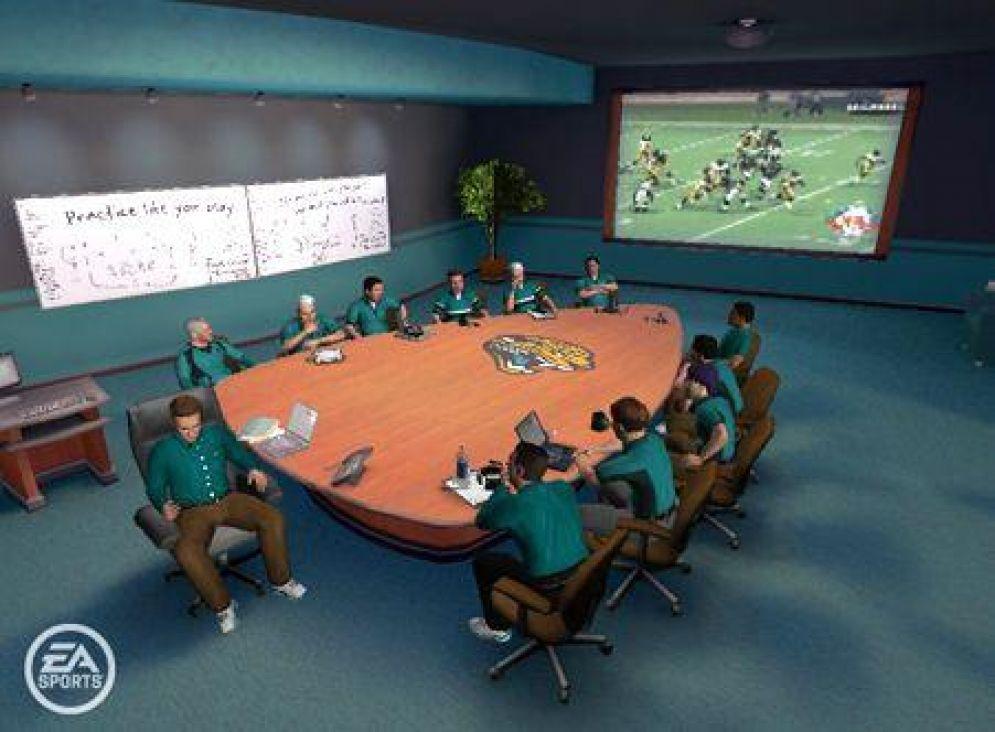 Screenshot ze hry NFL Head Coach - Recenze-her.cz