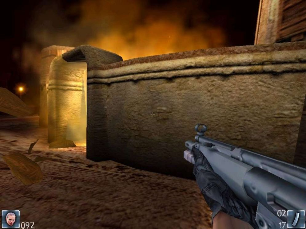 Screenshot ze hry Nina: Agent Chronicles - Recenze-her.cz