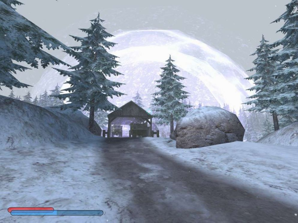 Screenshot ze hry No One Lives Forever 2 - Recenze-her.cz