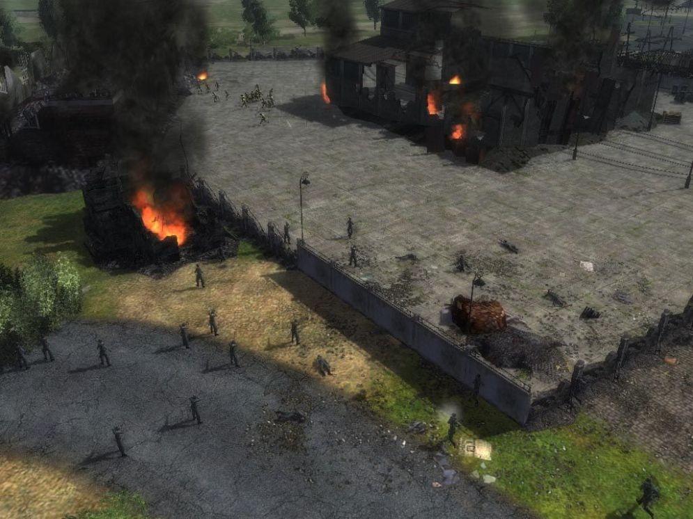 Screenshot ze hry Officers - Recenze-her.cz