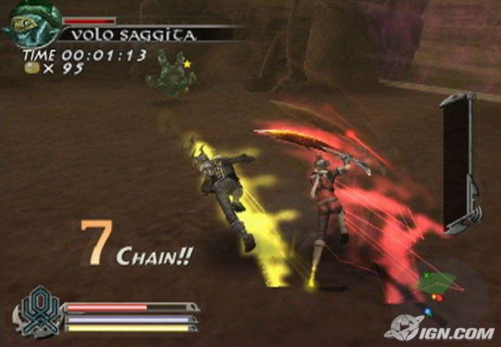 Screenshot ze hry OZ - Recenze-her.cz