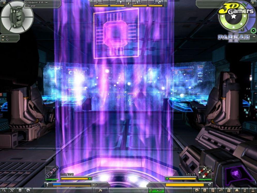 Screenshot ze hry Parkan 2 - Recenze-her.cz
