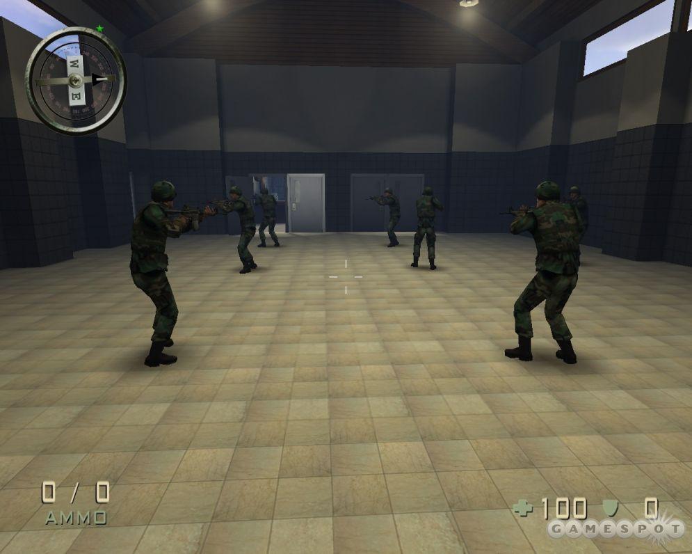 Screenshot ze hry Patriots: A Nation Under Fire - Recenze-her.cz