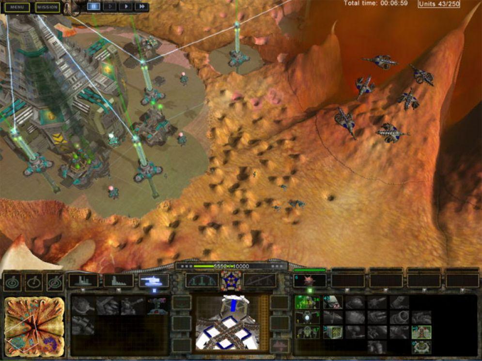 Screenshot ze hry Perimeter: Emperors Testament - Recenze-her.cz