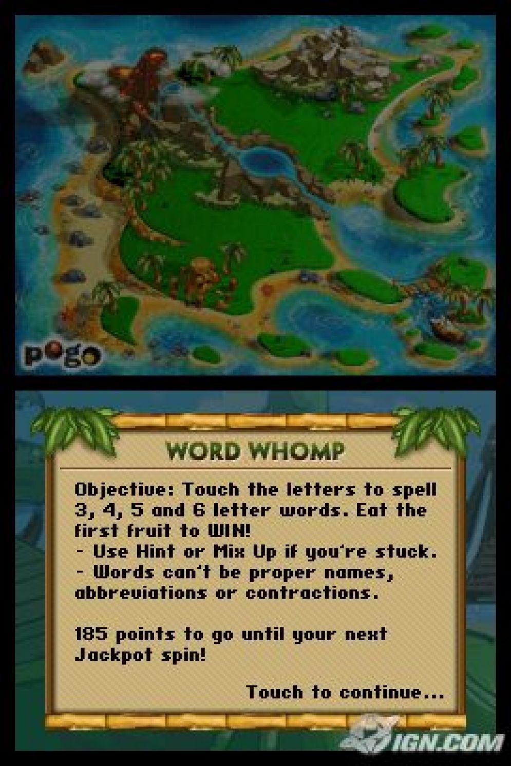 Screenshot ze hry Pogo Island - Recenze-her.cz