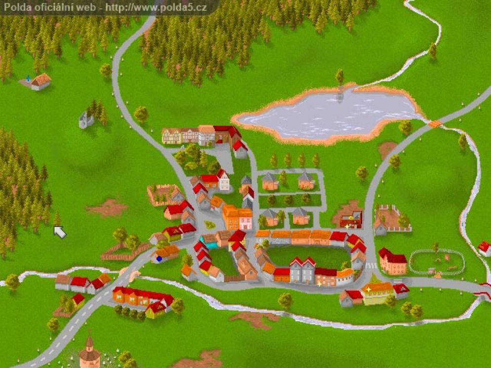 Screenshot ze hry Polda - Recenze-her.cz