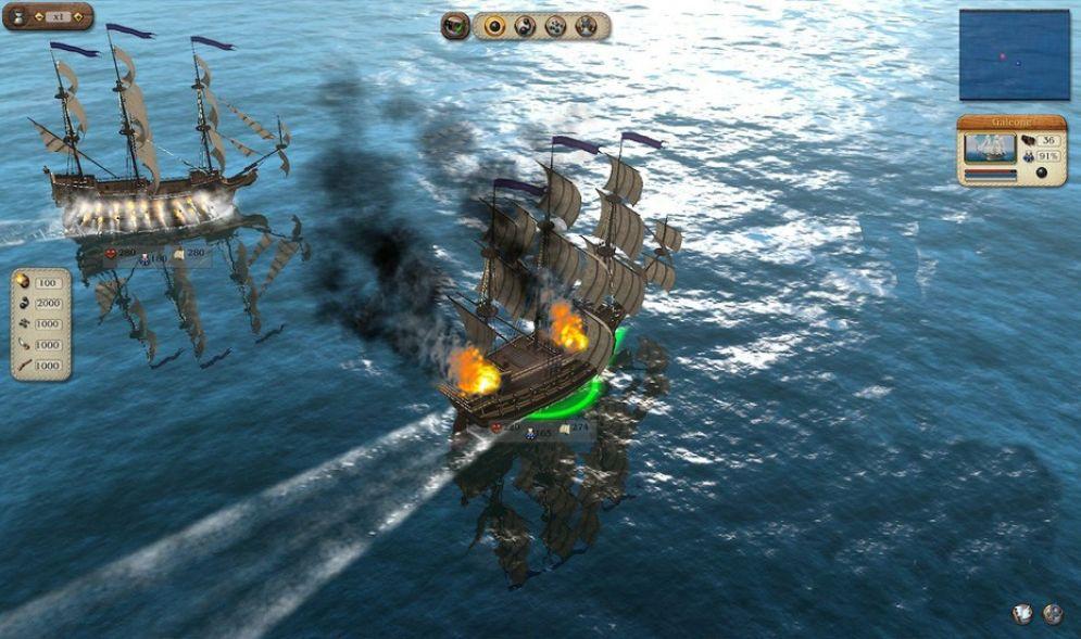 Screenshot ze hry Port Royale 3 - Recenze-her.cz