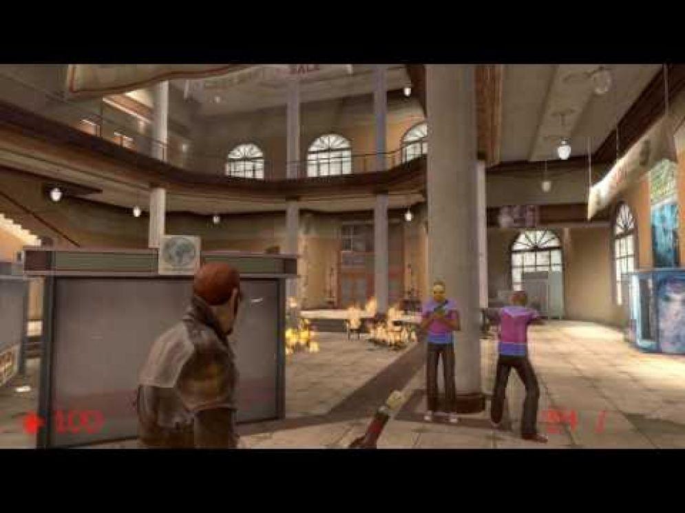Screenshot ze hry Postal III: Good Path - Recenze-her.cz