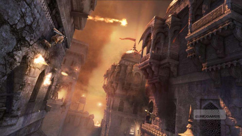 Screenshot ze hry Prince of Persia: The Forgotten Sands - Recenze-her.cz