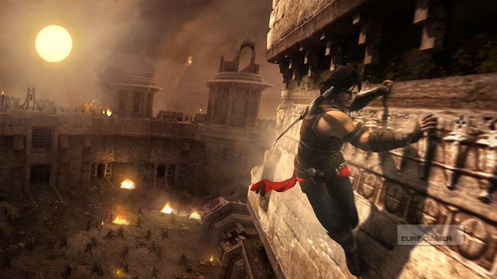Screenshot ze hry Prince of Persia: The Forgotten Sands - Recenze-her.cz
