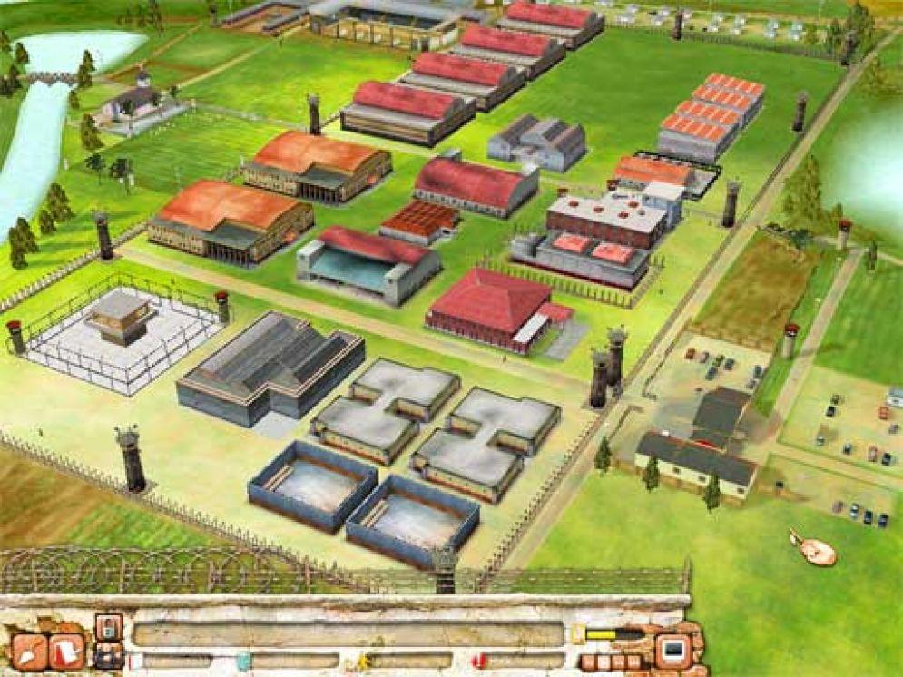 Screenshot ze hry Prison Tycoon 2: Maximum Security - Recenze-her.cz