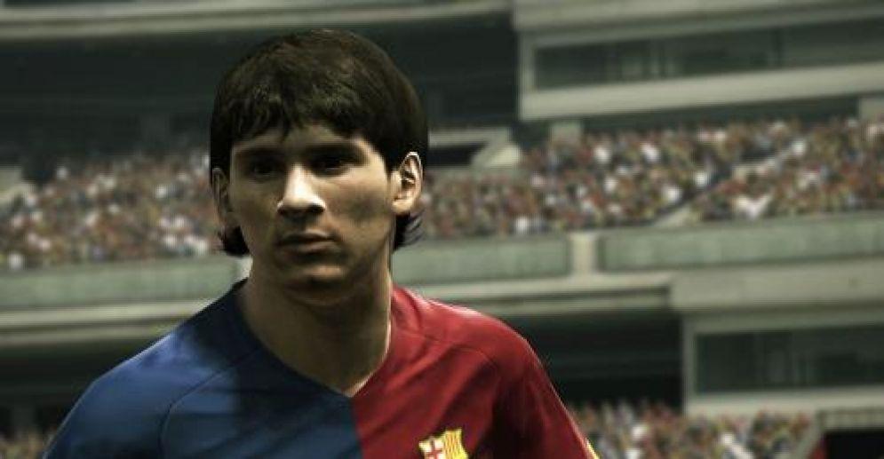 Screenshot ze hry Pro Evolution Soccer 2010 - Recenze-her.cz