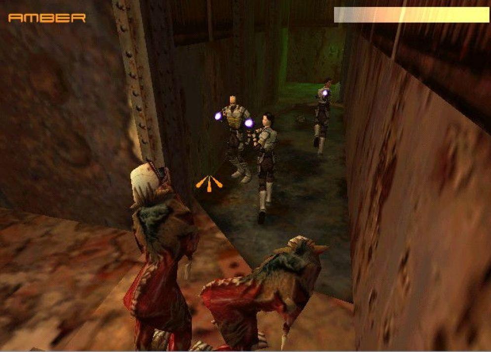 Screenshot ze hry Project Eden - Recenze-her.cz