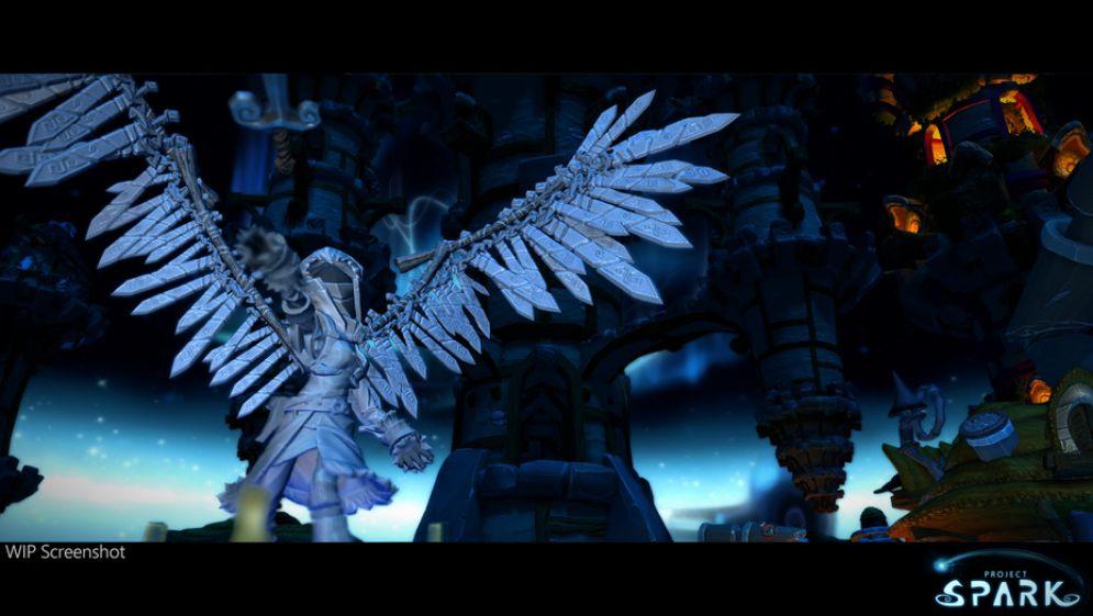 Screenshot ze hry Project Spark - Recenze-her.cz