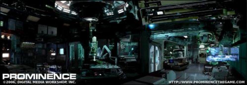 Screenshot ze hry Prominence - Recenze-her.cz
