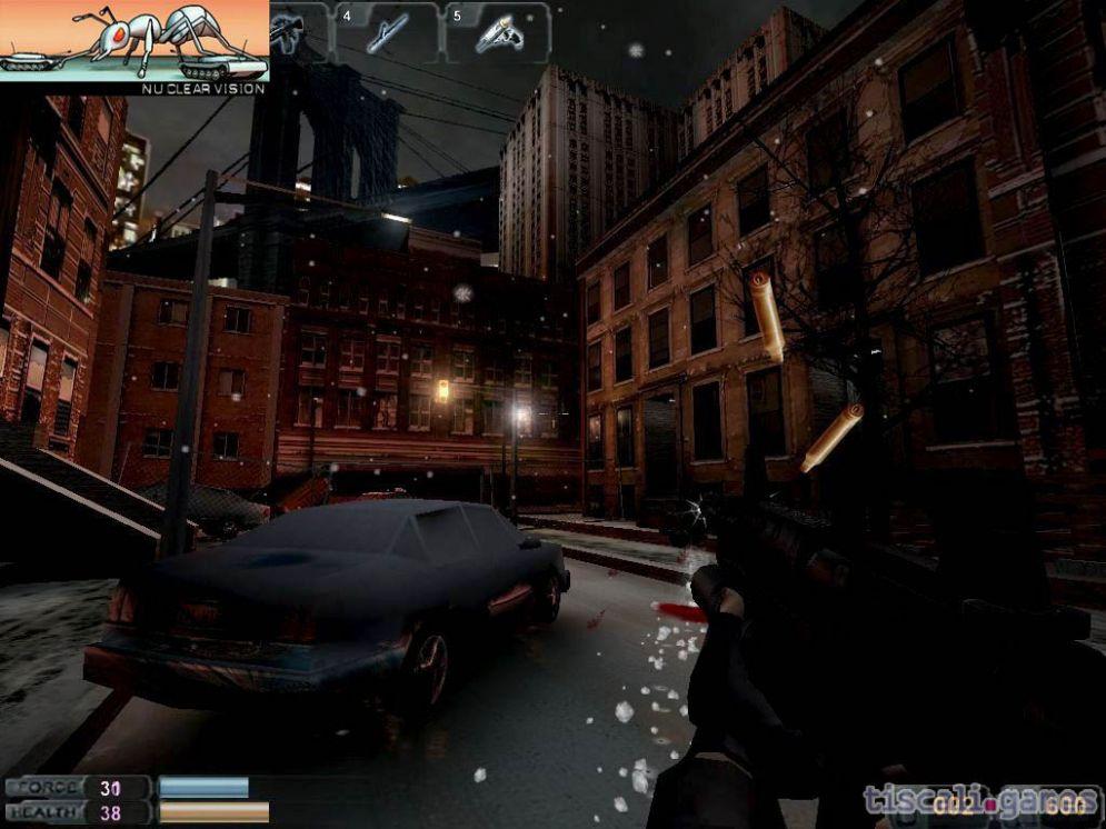 Screenshot ze hry Psychotoxic - Recenze-her.cz