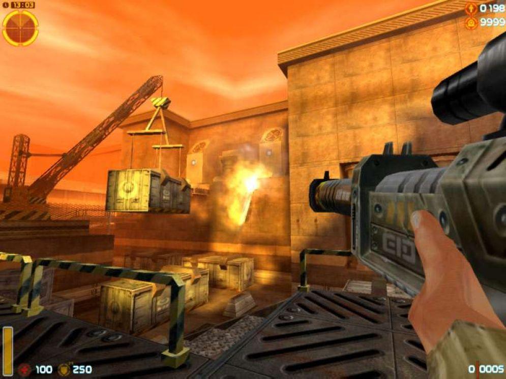 Screenshot ze hry Purge Online - Recenze-her.cz