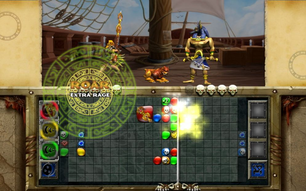 Screenshot ze hry Puzzle Chronicles  - Recenze-her.cz