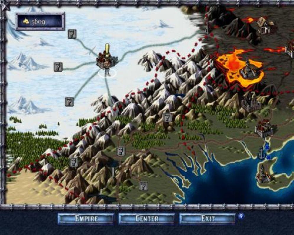 Screenshot ze hry Puzzle Kingdoms - Recenze-her.cz