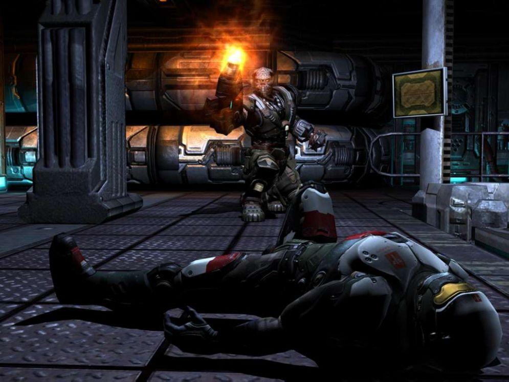 Screenshot ze hry Quake 4 - Recenze-her.cz