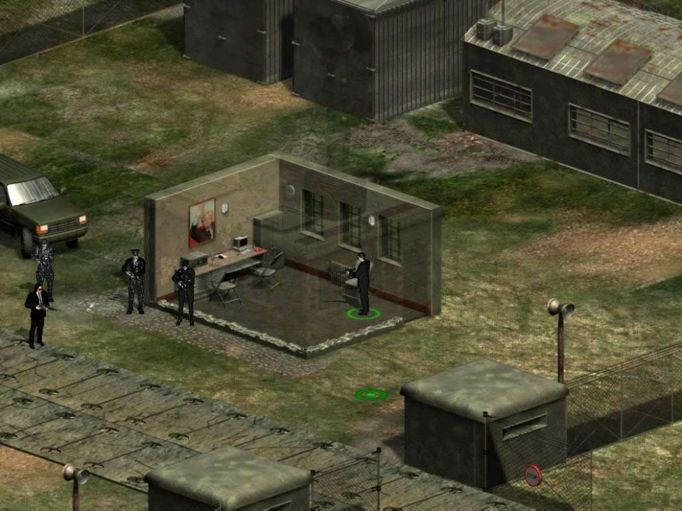 Screenshot ze hry Rabid Dogs 2 - Recenze-her.cz