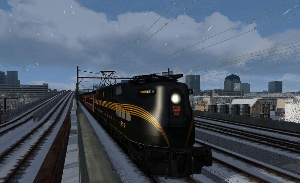 Screenshot ze hry RailWorks 2 Train Simulator - Recenze-her.cz
