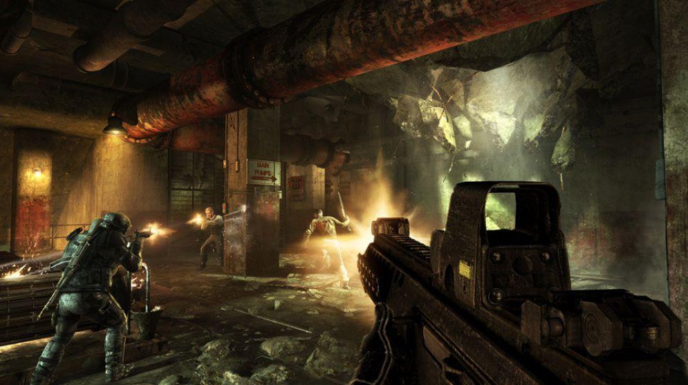 Screenshot ze hry Rainbow 6 Patriots - Recenze-her.cz