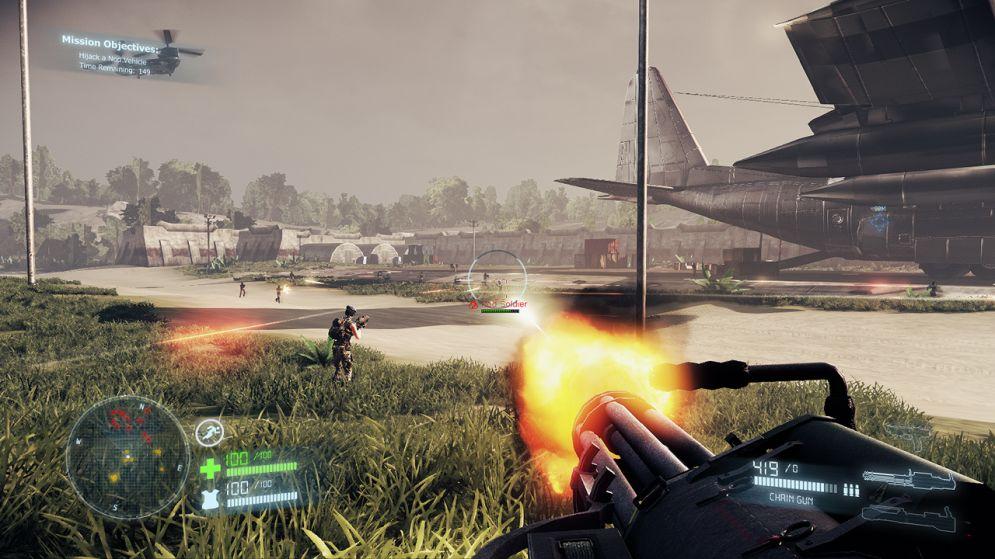 Screenshot ze hry Renegade X - Recenze-her.cz