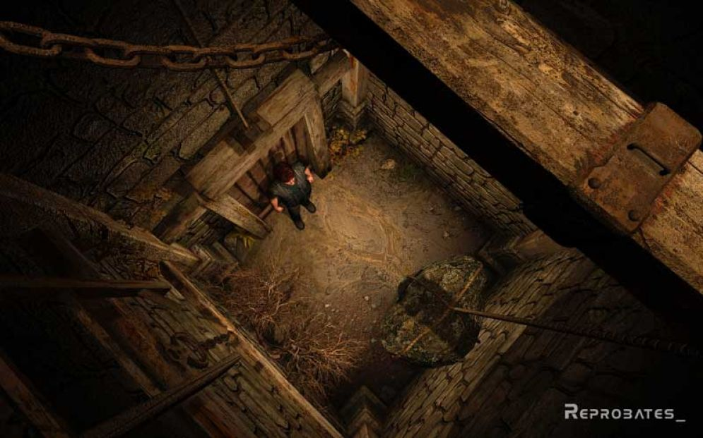 Screenshot ze hry Reprobates - Recenze-her.cz
