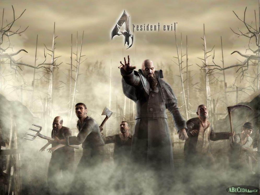 Screenshot ze hry Resident Evil 4 - Recenze-her.cz