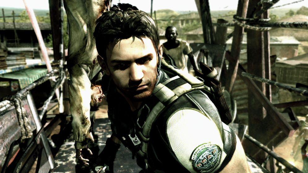 Screenshot ze hry Resident Evil 5 - Recenze-her.cz