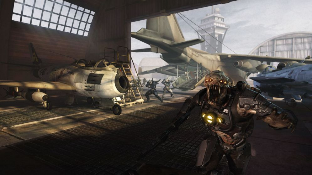 Screenshot ze hry Resistance 2 - Recenze-her.cz