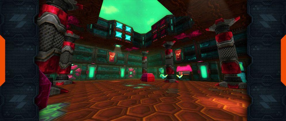Screenshot ze hry RetroBlazer  - Recenze-her.cz