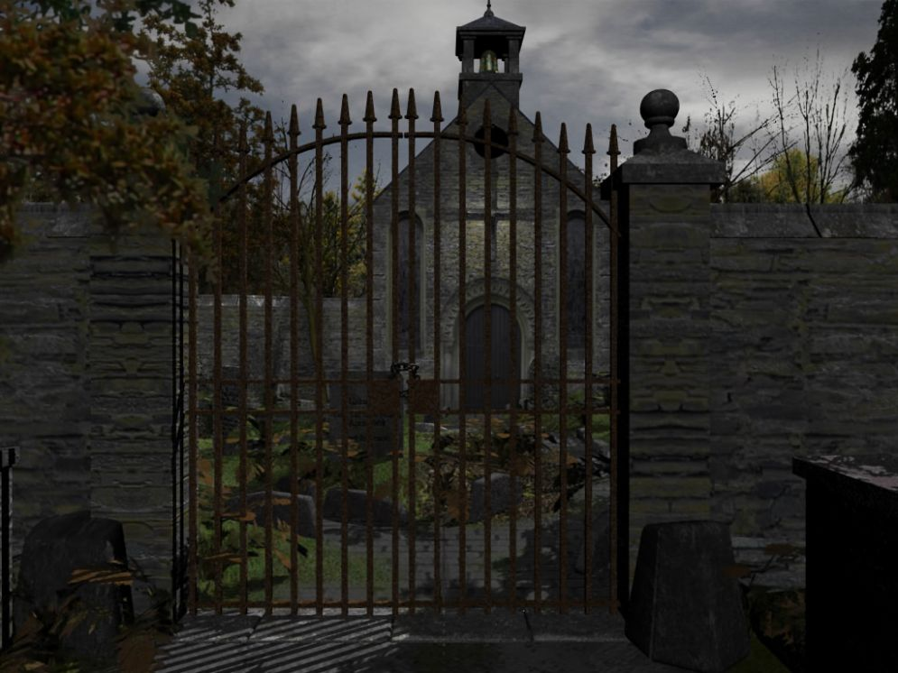 Screenshot ze hry Rhiannon - Beyond to Mabinogion - Recenze-her.cz