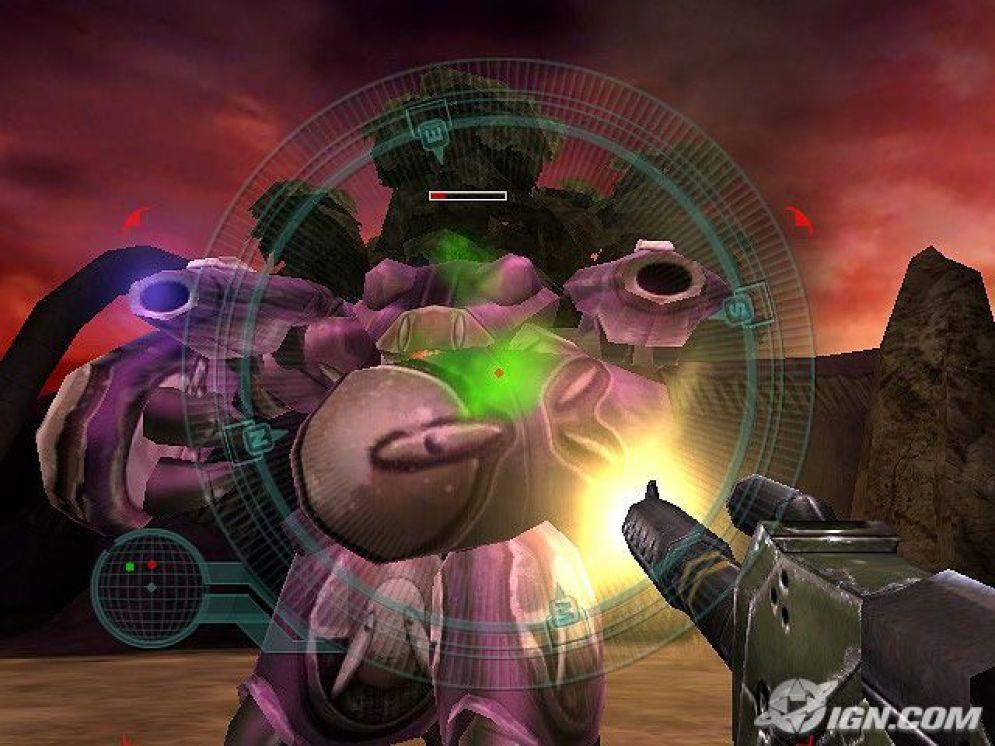 Screenshot ze hry Robotech: Invasion - Recenze-her.cz