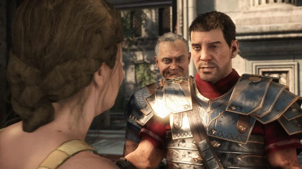 Screenshot ze hry Ryse: Son Of Rome - Recenze-her.cz