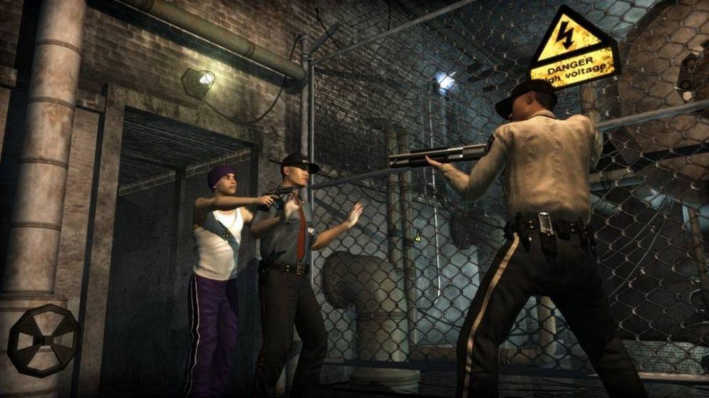 Screenshot ze hry Saints Row 3 - Recenze-her.cz