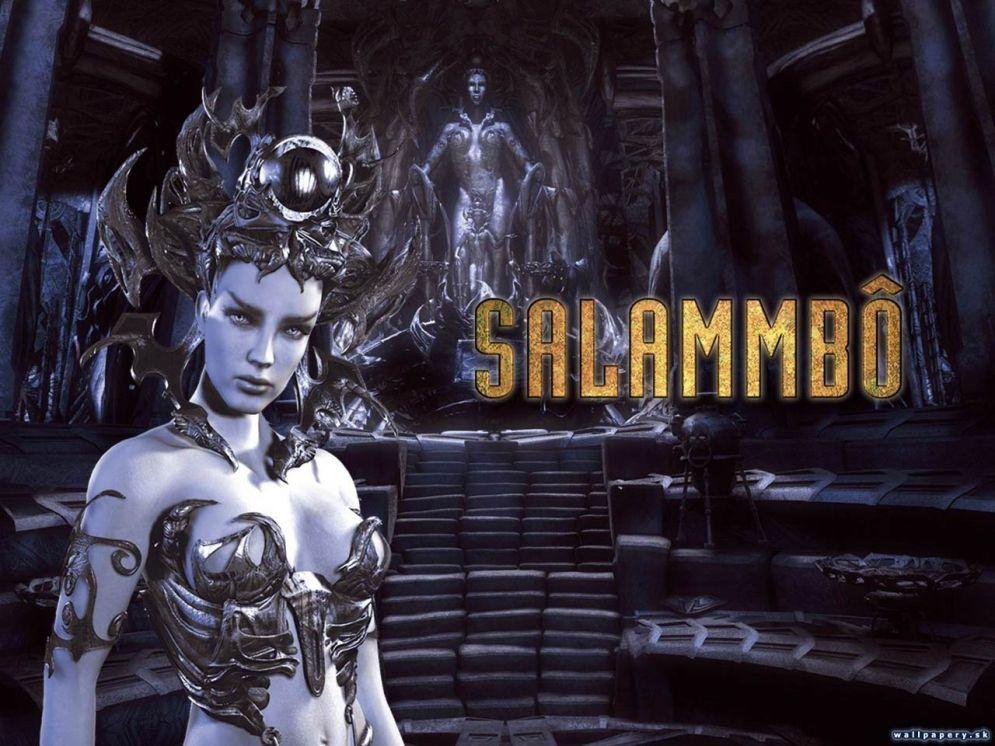 Screenshot ze hry Salammbo: Battle for Carthage - Recenze-her.cz