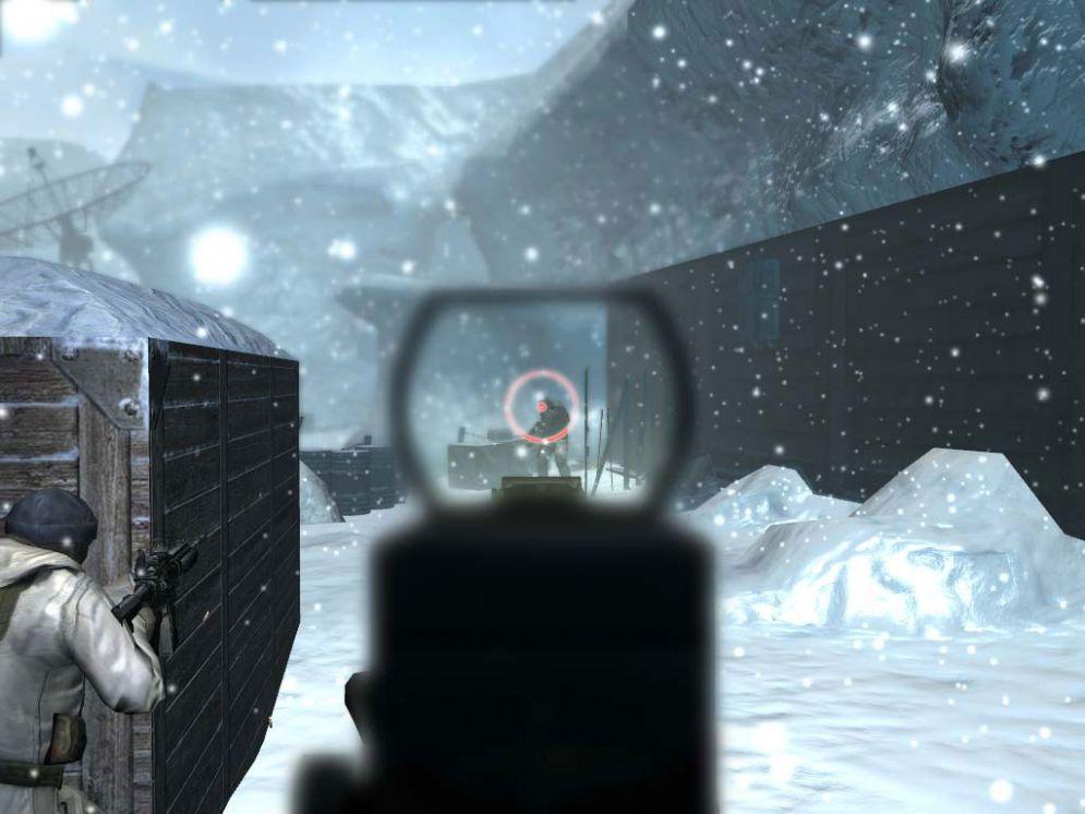 Screenshot ze hry SAS: Secure Tomorrow - Recenze-her.cz