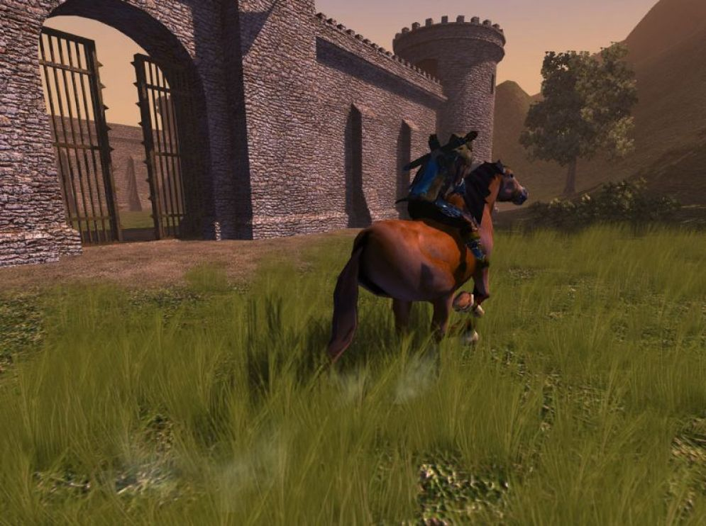 Screenshot ze hry Savage 2: A Tortured Soul - Recenze-her.cz