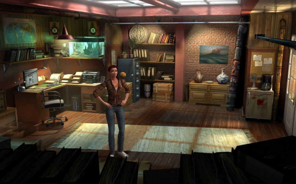 Screenshot ze hry Secret Files 3 - Recenze-her.cz