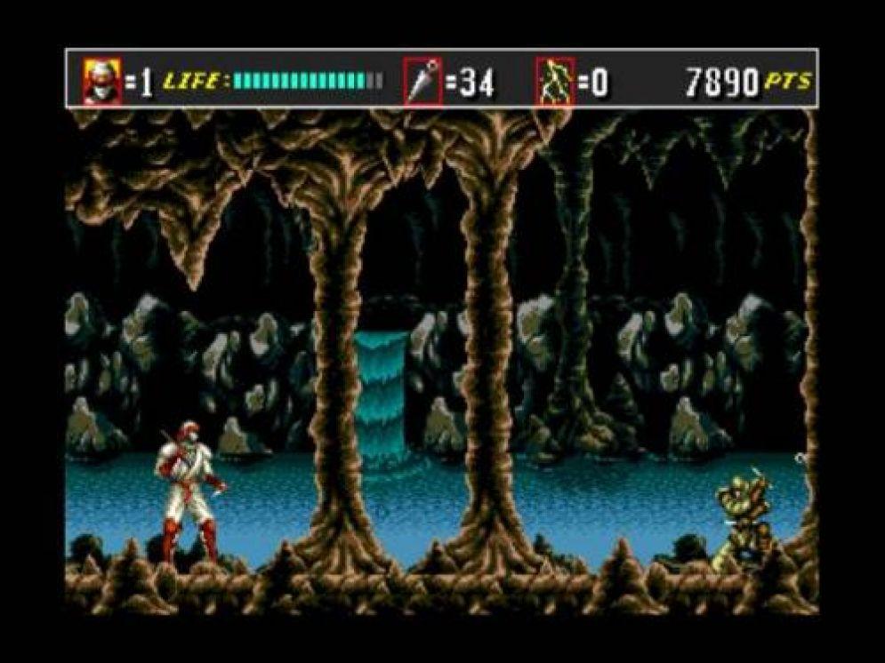 Screenshot ze hry Sega Genesis Collection - Recenze-her.cz