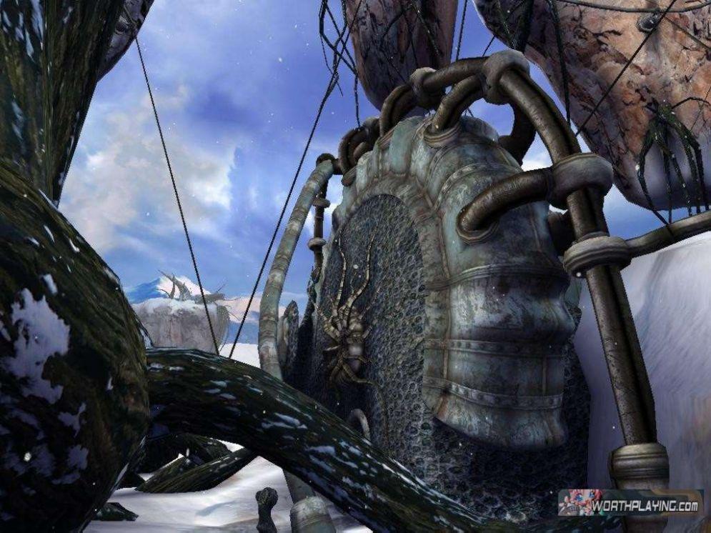 Screenshot ze hry Sentinel: Potomci času - Recenze-her.cz