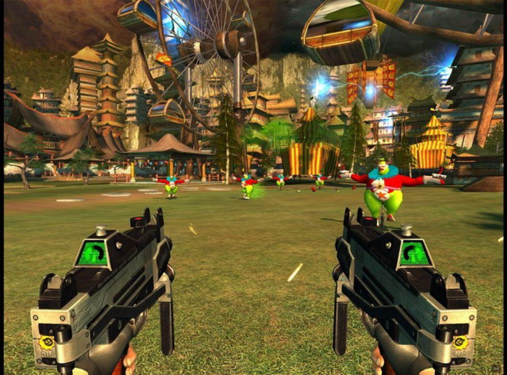 Screenshot ze hry Serious Sam 3 - Recenze-her.cz