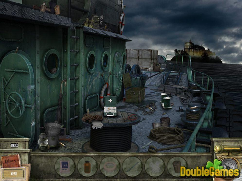 Screenshot ze hry Shutter Island - Recenze-her.cz
