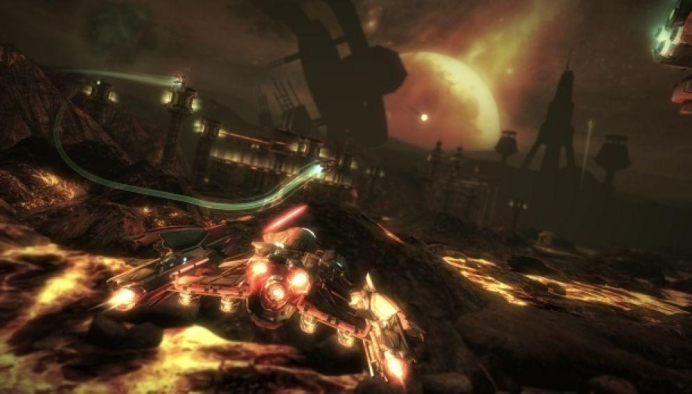 Screenshot ze hry Space Noir - Recenze-her.cz