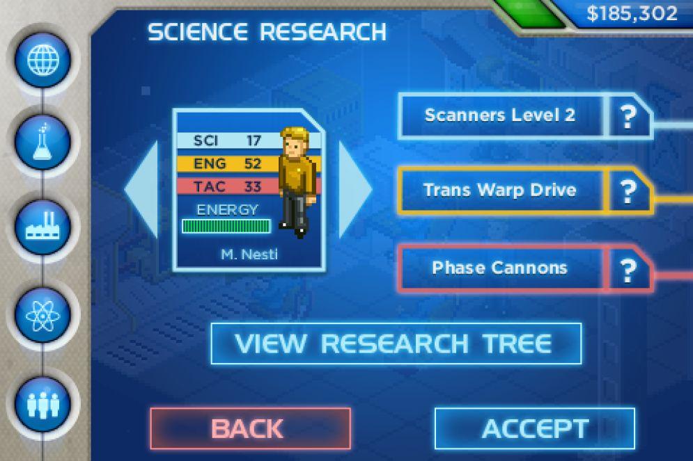 Screenshot ze hry Star Command - Recenze-her.cz