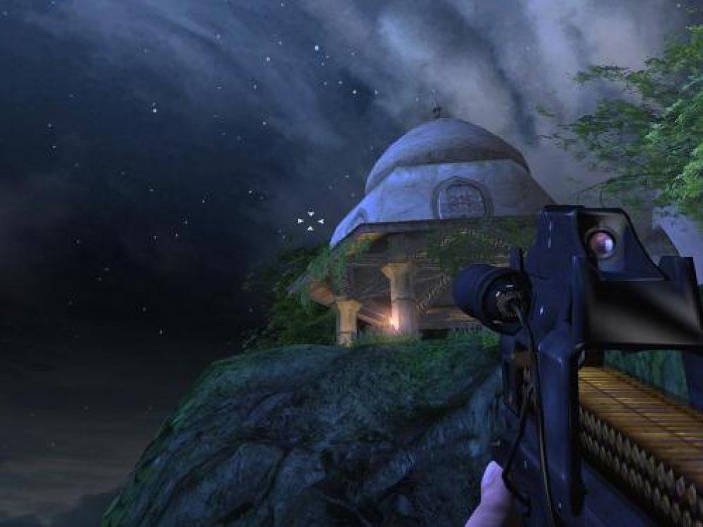 Screenshot ze hry Stargate-SG1: The Alliance - Recenze-her.cz