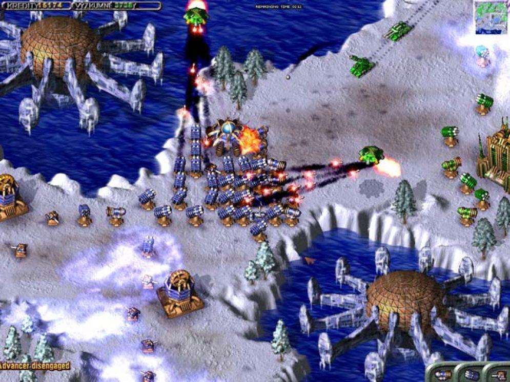Screenshot ze hry State of War: Warmonger - Recenze-her.cz
